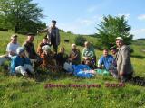 День пастуха в урочищі Зруб 17 травня  2009 року