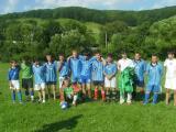 Вручення форми футбольні команді с.Чесники